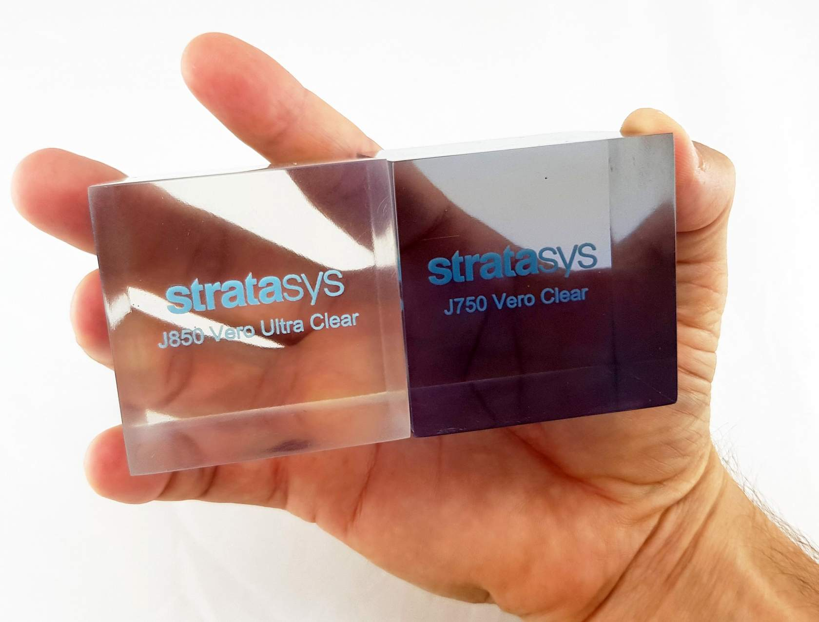 stratasys material j850 vero ultra clear